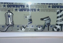Dallas Cowboys / by Dallasgirl