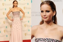 "Jennifer Lawrence in Dior / New ""Dior"" girl"
