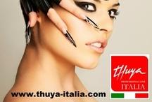 Thuya Italia / Distributore esclusivo per l'Italia dei prodotti a marchio THUYA PROFESSIONAL LINE