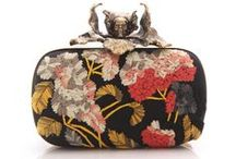 Clutches by Alexander McQueen / Pure art in every piece...