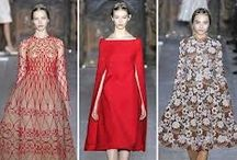 Haute Couture 2013 / Best of Haute Couture Spring and Fall 2013 My own top favourites : Spring 2013 - Valentino, Jean Paul Gaultier and Chanel; Fall 2013 - Armani Prive, Giambattista Valli and Elie Saab
