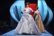 John Galliano for Dior / The best years of Dior, the shine and the top of haute couture...