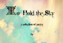 BRIDGET VISSER / Poetry, Photography, Artwork, and Jewelry by Bridget Visser of To Hold the Sky studios.