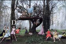 Fashion Ad Campaigns (Women´s Fashion)