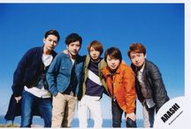 Arashi 嵐 / Arashi and the pairings