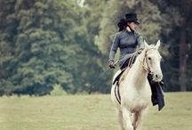 Sidesaddle riding / Once upon a time there was glamour