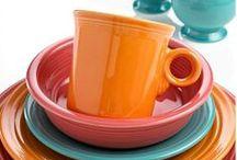 Fiesta Dinnerware / Fiestaware Dishes Fiesta Dinnerware Homer Laughlin