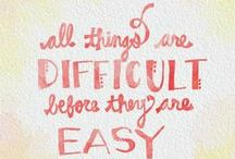 Inspirational Work Quotes / Quotes to motivate and inspire all our working gals!