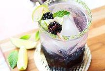 Cocktails + Drinks / #cocktails #recipes #drinks #beverages