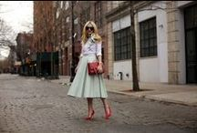 Street style: best of / My the most favourite street styles...