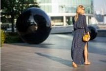 Street style: long skirt / My most favourite piece of clothing - long skirt...pure perfection in every way of style...