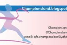 Championsland / Logo, Banners, Card, Profile, Pictures