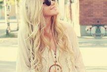 Hippie & Bohemian style