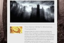 The Horror Writer's Workshop, Transylvania 2016 / The Horror Writer's Workshop 07-14 August 2016.