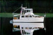 Boats / Motor / Trawlers