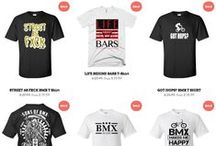 BMX Shirts / This board is specifically created for BMX fashion.