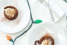 Holiday Desserts / It's never too early to start planning your holiday treats.