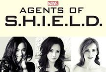 Marvel Agent Of Shield - Series / #MarvelAgentOfShiled #Season #tvshow #chapter #Update