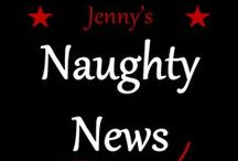 Jenny's Naughty News / News on the #adult side, some WTF news and news concerning the porn industry.