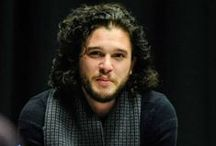 Kit Harington / Kit Harington | Jon Snow | Game Of Thrones | TV Series | Season