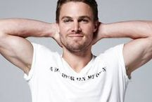 Stephen Amel / Stephen Amell | Arrow | Season | Tv Series | Oliver Queen | Olicity| Red Arrow | Green Arrow | Staling City