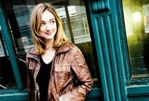 Kristen Connolly / Kristen Connolly | Zoo TV Show | Jamie Campbell