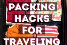 Tips for Family Vacations / Tips and hacks for taking your family on a vacation!