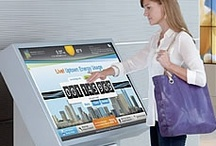 Multi-touch Kiosks / Awesome multi-touch kiosk projects by Horizon Display & friends.
