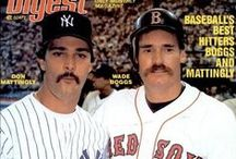 ✮ Baseball Heroes ✮ / These are the players I admired most through the years... / by Paul Davis