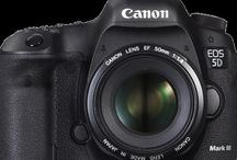 Canon EOS 5D Mark III / Planlegge kjøp av nytt kamera