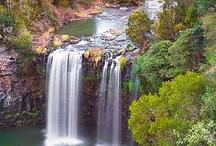 Waterfalls / by Paul Davis
