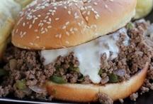 Food ~ Meaty Recipes! / by Paul Davis