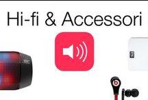 Hi-fi & Accessori Apple / Accessori, impianti audio ad alta fedeltà del suono, e molto altro ancora.