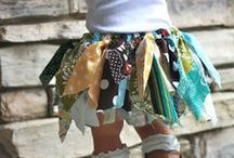 Crafty fashion / DIY fashion ideas