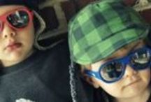 Shady Babies / Sweet shades for your little one! Off-price and on point.   / by Eyesave Sunglasses
