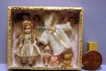 Dolls etc / by Lynne Ord