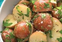 POTATOES / DELICIOUS POTATO RECIPES / by Tosha Tobias