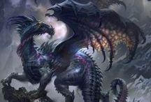 AB: Dragon Tempest / Development board