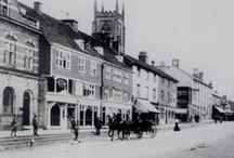 Vintage Sussex - East Grinstead / Interesting images: things, places, buildings and people from historical East Grinstead, a town in Sussex.