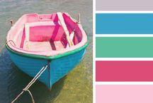 Palette Design / Design, palette, colors