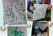 exercices pour les maternelles / http://nounoudunord.centerblog.net/rub-activite-ecriture-.html