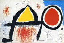 picturesque beauty Joan Miro