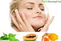 Home Remedies / A home remedy is a treatment to cure a disease or ailment that employs certain spices, vegetables etc.