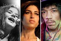 Drugs vs celebrities / Is it me, or are the celebrities losing? / by El Paco Loco