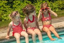 Zomer / De musthaves voor de zomer van 2014. Lekker genieten van zon, zee en strand... met je kids en partner.