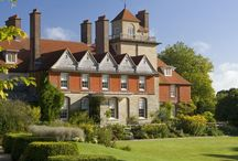 Standen of East Grinstead - clipboard / Snippets of info about Standen, East Grinstead West Sussex. Designed by Philip Webb, it was the former home of the Beale family and is now a popular National Trust 'Arts and Crafts' house in the Sussex countryside.