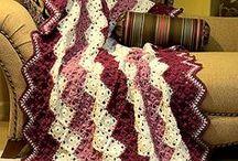Crochet blankets / Crochet blanket patterns