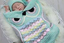 Cute crochet for babies / Cute crochet patterns for babies