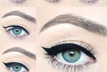 Make Up Inspiration/Tutorials