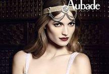 Aubade ♥ Erika Lingerie / Toutes les collections de la célèbre marque de lingerie française.
